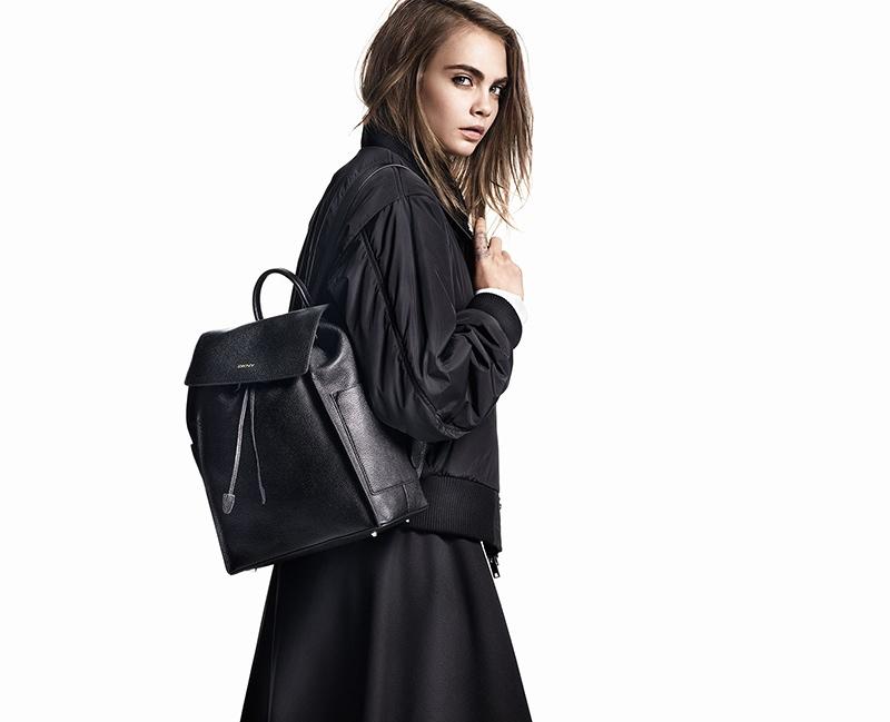 卡拉·迪瓦伊出镜DKNY2015秋季广告大片