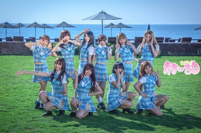 SING女团《青春的告白》MV 打造梦幻乐园