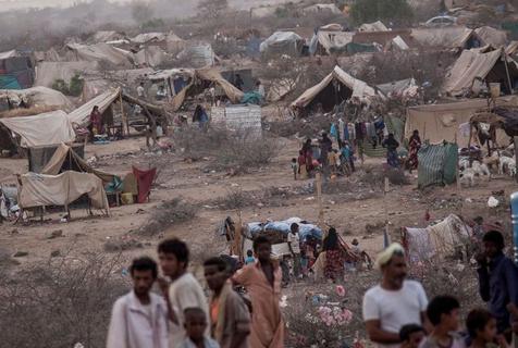 也门:被困于战火和短缺下的国度