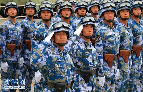 社评:9•3阅兵国际参与阵容算不算盛大