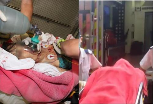 香港一女子疑遭嫖客狂刺逾20刀身亡 疑犯被捕