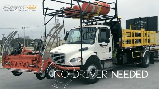 美国无人驾驶车获突破进展 已用于公路建设