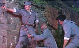 武工队讲述:影视中常与日伪短兵相接并不真实