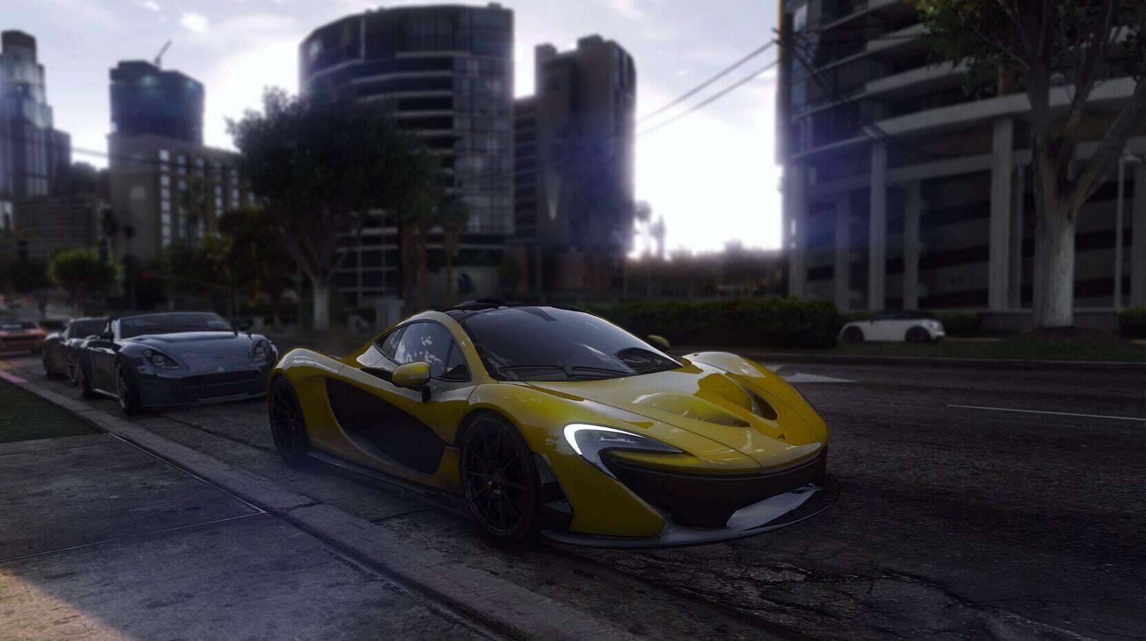 《GTA5》ENB Mod:4K分辨率打造视觉盛宴