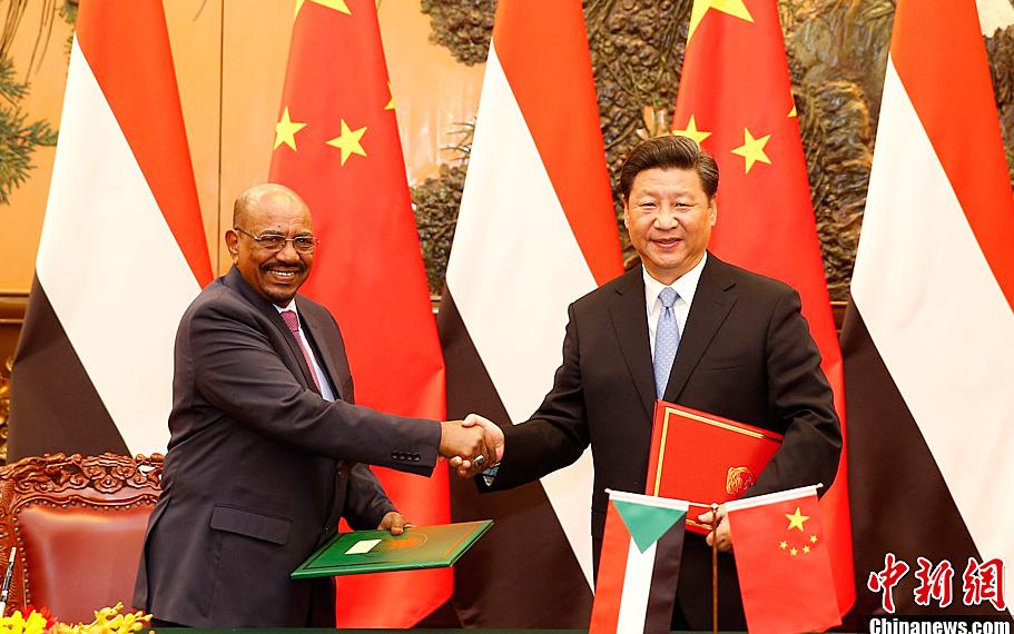 亚博国际:巴希尔被指战争罪,中国无义务理睬