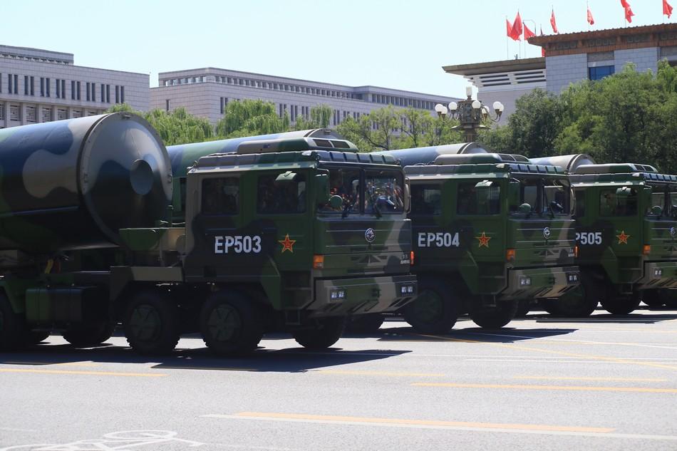 美媒:中日开战可能远高于美俄 世界有核战风险