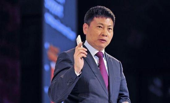 华为余承东:中国智能手机行业面临重新洗牌