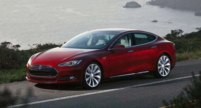 奔驰确认研发全新电动车 剑指特斯拉Model S