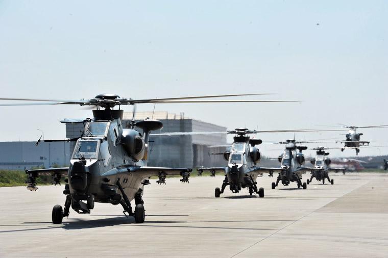 中国第4代直升机或2020量产 众多领域超直10 - 海军 - 快乐海军的博客