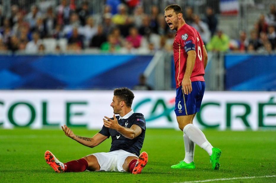 友谊赛-马图伊迪梅开二度 法国主场2-1塞尔维亚