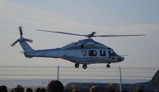 林左鸣:AC352直升机已签上千架联合生产协议