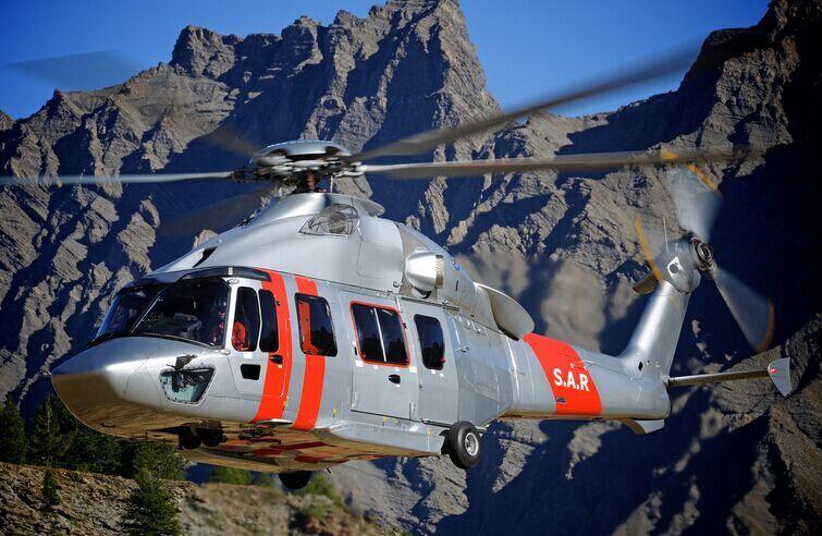 香港政府飞行服务队购买七架H175空中客车直升机