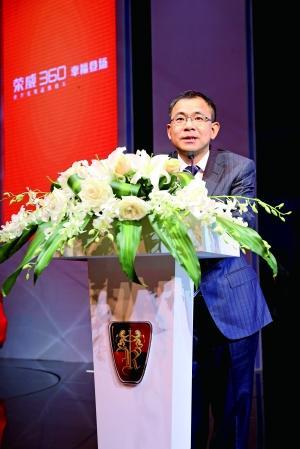 上汽集团副总裁王晓秋:产品是王道 差异是出路