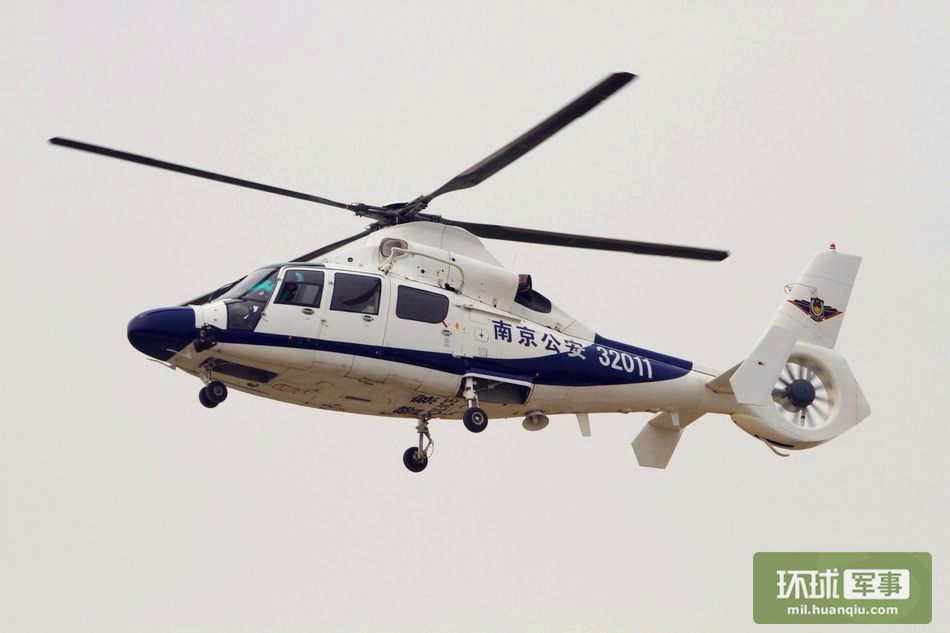 UFO形直升机现身直博会