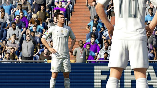 年度足球游戏之争再起 《FIFA 16》试玩版游戏截图