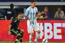 梅西:永远为阿根廷效力 我本想捧起一座奖杯