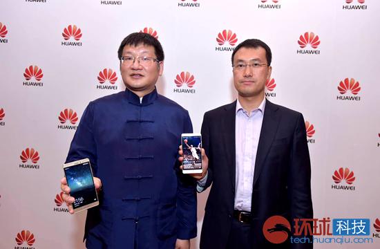 华为高管专访:Mate S开启与苹果三星的全球竞争
