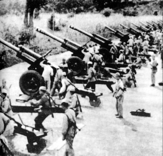 耐人寻味:揭秘解放军炮击金门的前前后后