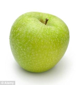 每日一苹果葆青春可预防肌肉松弛
