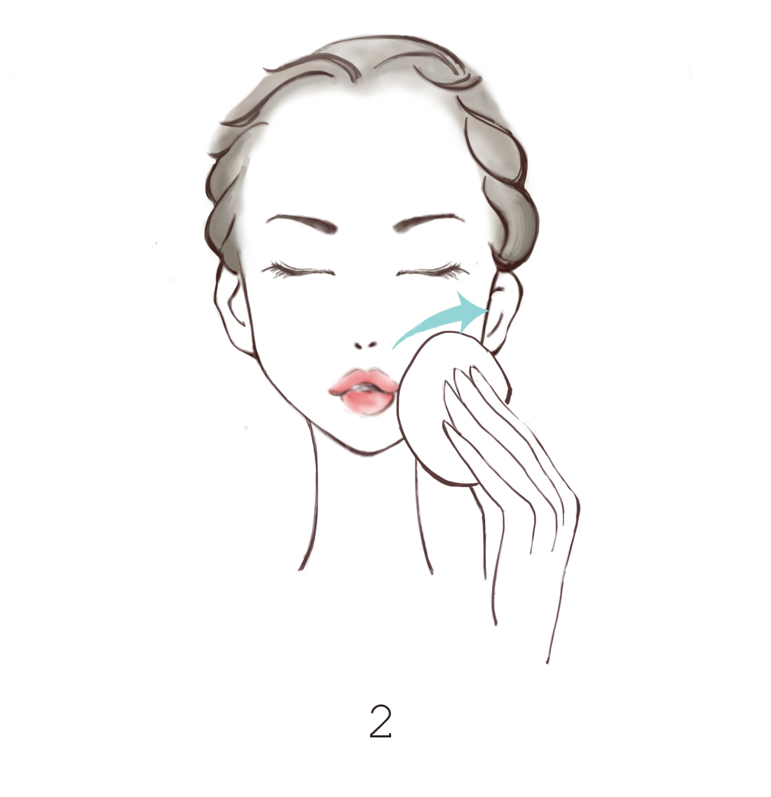 洗澡之后怎么给肌肤减压 保湿平衡