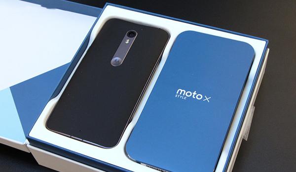 最个性的定制化旗舰 Moto X Style开箱