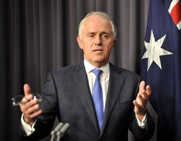 社评:澳总理突然易人会影响中澳关系吗
