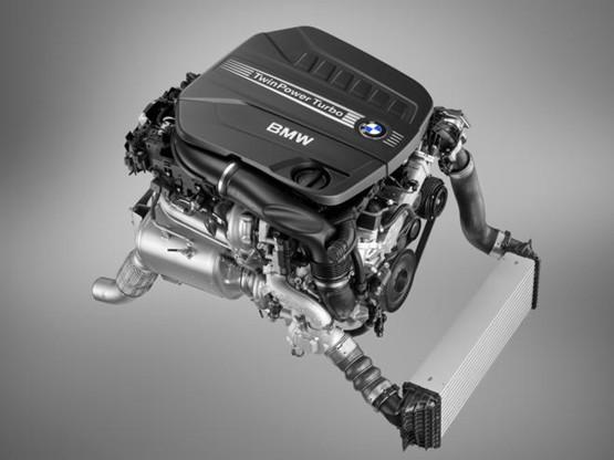 宝马推四涡轮柴油引擎 配8速AT变速箱