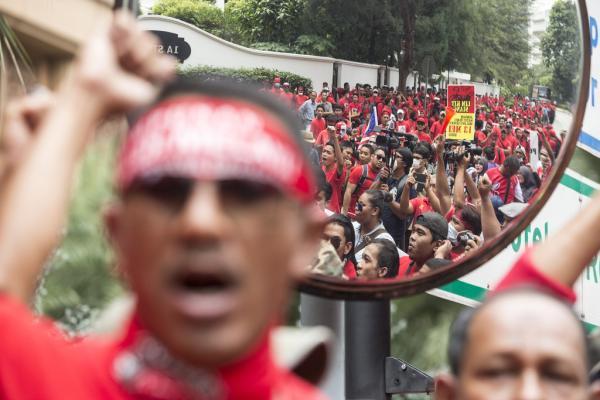 """亚博国际:马来西亚9·16集会有""""排华""""意思吗"""