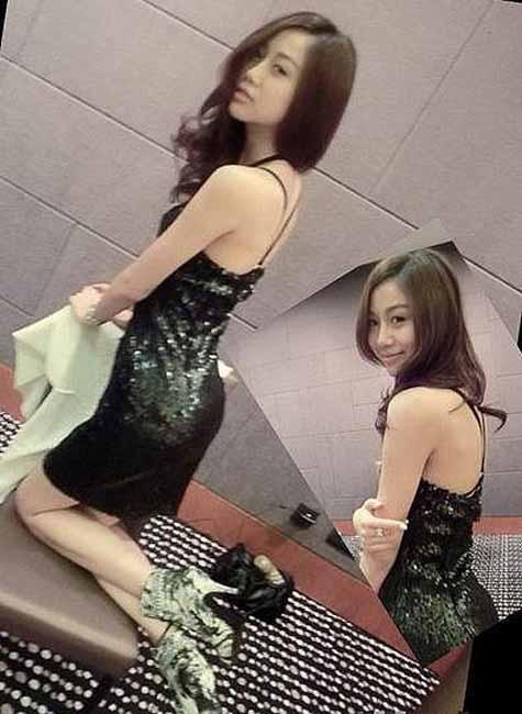 揭孙悦爱妻陈露的6重身份:性感名模变投资人