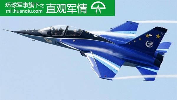 中国L15在泰输给韩T50 无需气馁市场很广大
