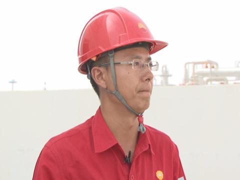 中央处理厂唐红军:坚守塔里木油田人生无悔