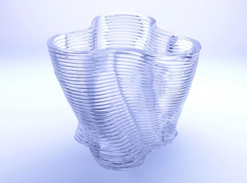制造美丽的3d玻璃打印机