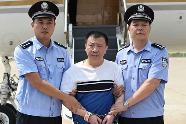 出于对中国这个伟大国家的尊重,我觉得有必要跟大家宣布关于 我放