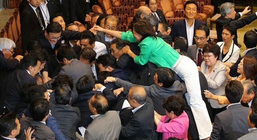 社评:日媒设想自卫队开战是恐吓中国吗