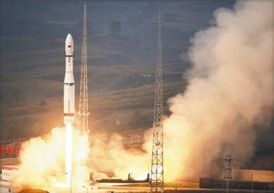 中国长征六号火箭完美首秀 媲美美欧顶尖产品