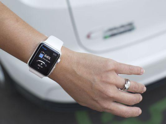 福特发布智能手表应用 专为环保车型打造