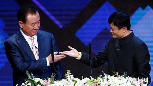 马云自称投资足球只是去捣乱王健林:我比他更懂
