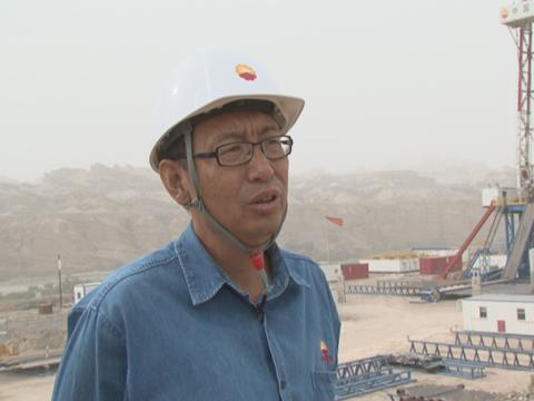 贾国玉:二十四载见证塔里木油田蓬勃发展