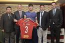 中国小将成巴联赛最年轻外援 梦想在工体踢球