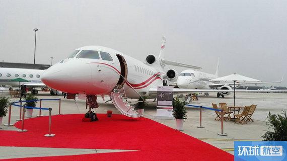 专访达索:看好中国公务机市场 愿提供一领域经验