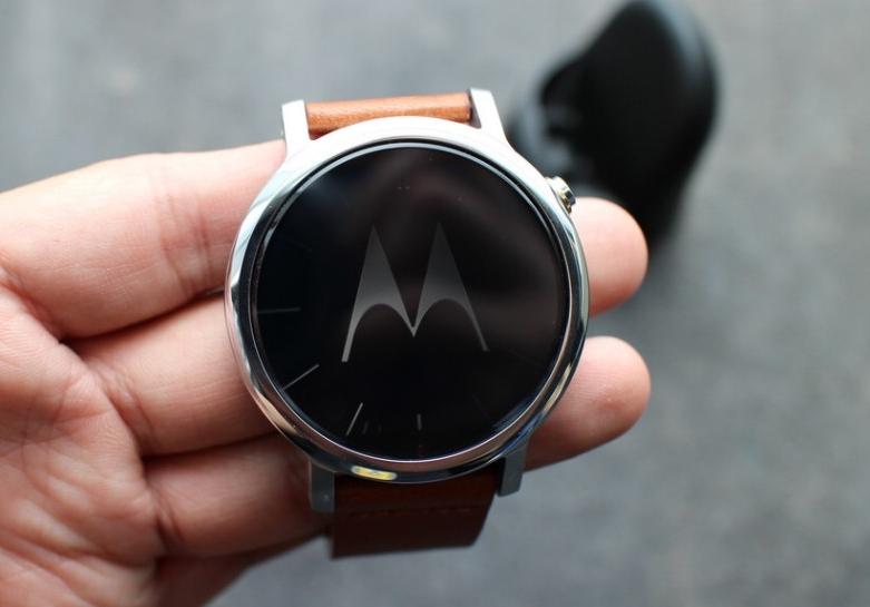太帅了!Moto 360二代开箱图赏:颜值秒所有