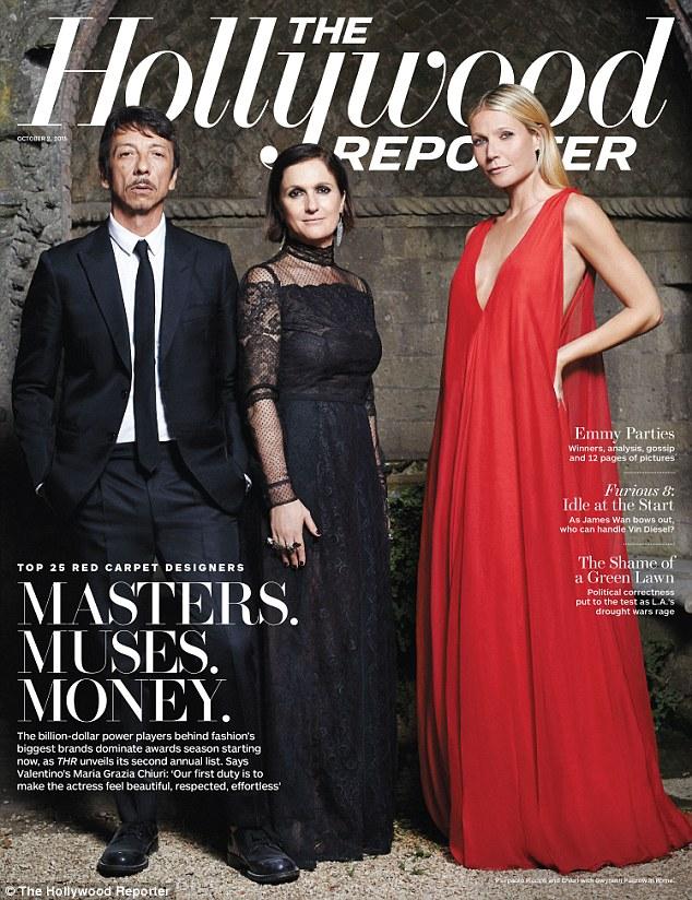 众女星登《好莱坞记者》杂志 包括两任前阿汤嫂