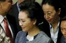 彭丽媛出席全球妇女峰会