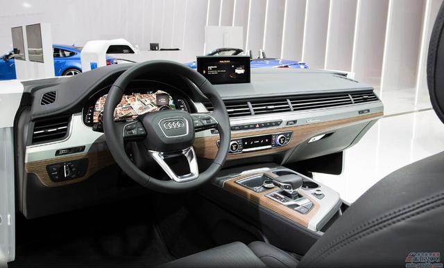 奥迪Q7/A4将支持全新车载互联服务 安全性提升