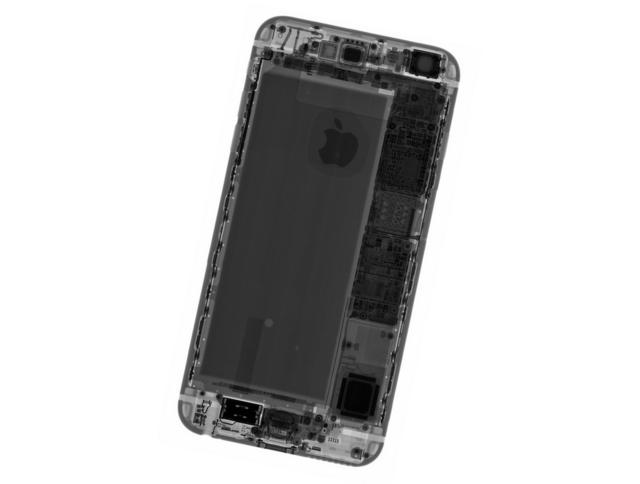 国产手机做工请参考 iphone6s