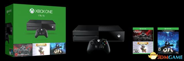 大容量硬盘加4款游戏:微软主机捆绑浮出水面