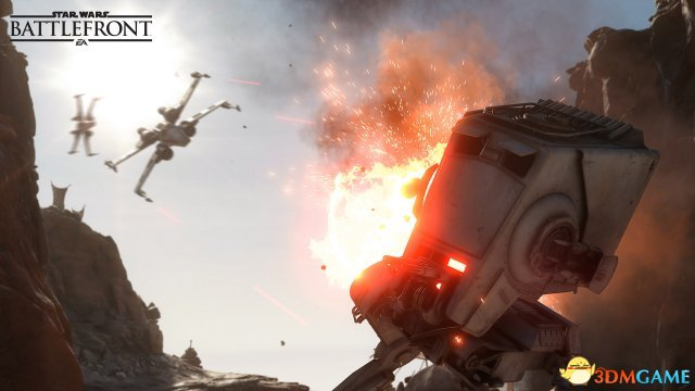 DICE:《星球大战:前线》不是战地 都能玩