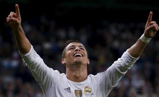 C罗登皇马历史射手榜首位 赛后称太幸福