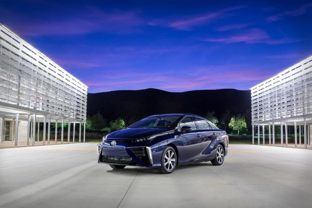 丰田氢燃料电池车在美需求强劲 已获1900辆订单