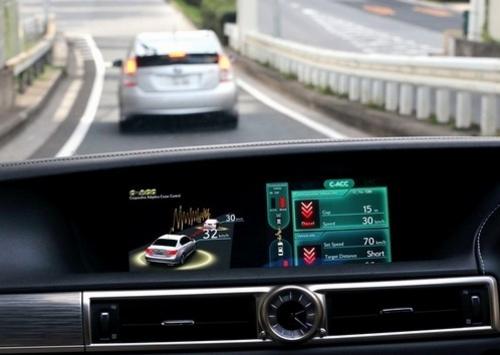 丰田半自动驾驶汽车将于2020年上市